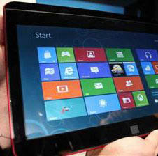 Tablet Intel Windows 8