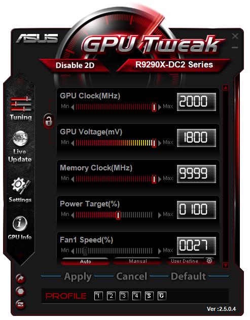 ASUS R9 290X DirectCU II: guida alla vMod - Bits and Chips