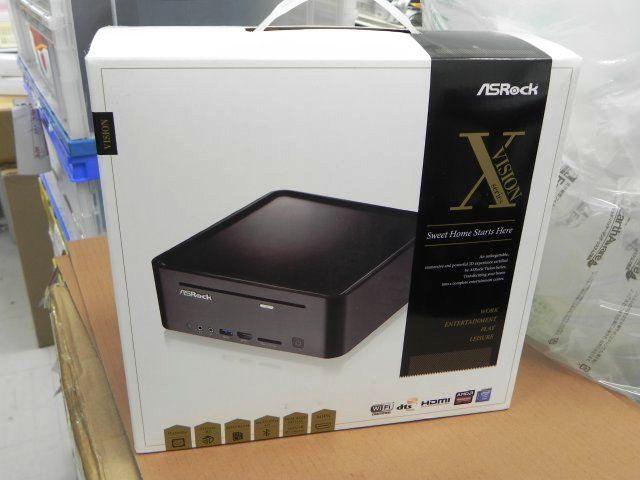 Asrock visionx 420d 88 minipc fanless con haswell e gcn for Porta s pdif