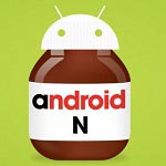 android n nutella logo