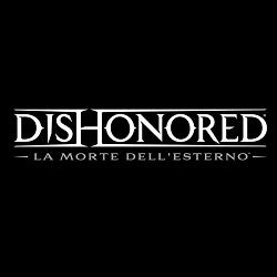 dishonored morte esterno logo
