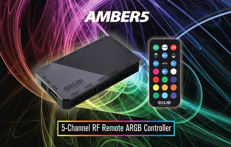 gelid solutions amber5