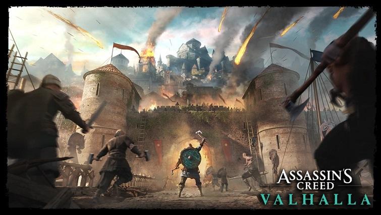 Assassin's Creed Valhalla, Ubisoft annuncia l'espansione L'Assedio di  Parigi e il Discovery Tour: Viking Age