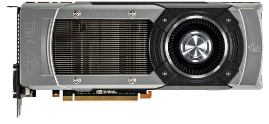NVIDIA GeForce GTX 780-Front