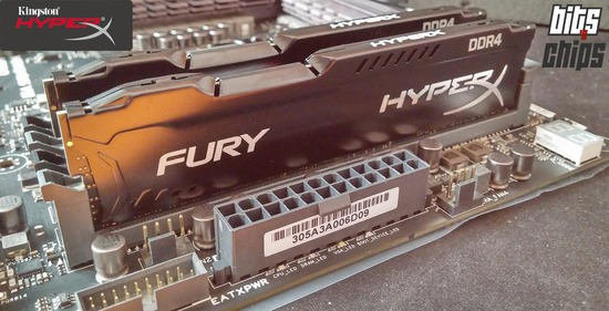 kingstone hyperx fury 2400 pres