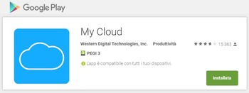 my cloud play store