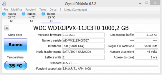 wd wireless crystaldiskinfo