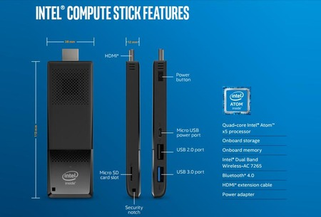 new intel compute stick ces 2016 atom