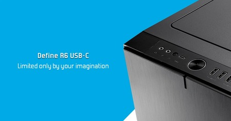 fractal design define r6 usb type c